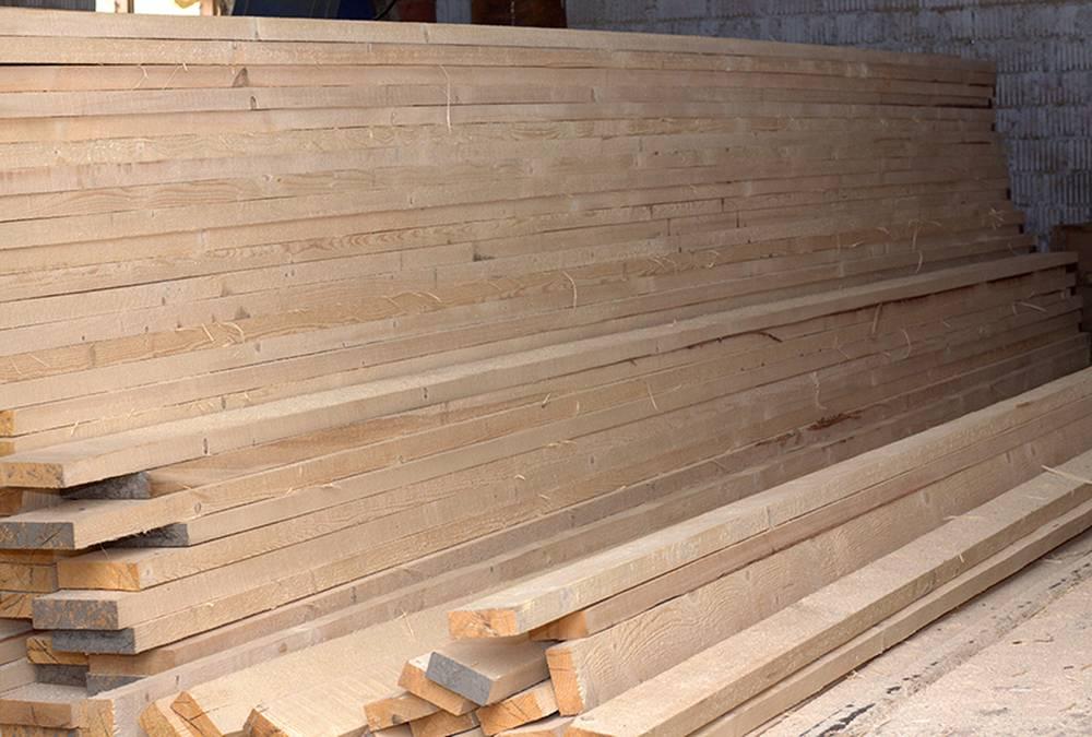 Выбираем древесину для каркасного дома